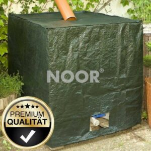 IBC Container Cover Premium Wassertank grün