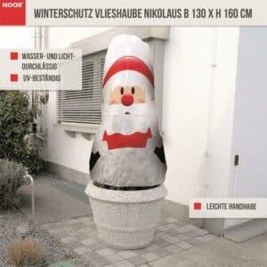 Winterschutz Vlieshaube Nikolaus