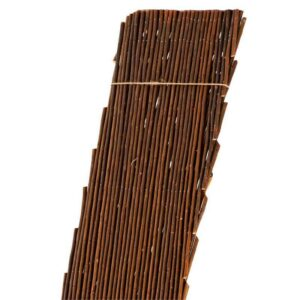 Rankgitter Weide Spalier ausziehbar bis zu 1 x 2 m