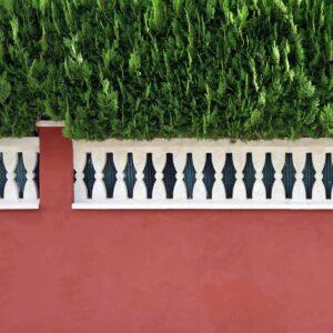 Sichtschutz Balkona Hochformat