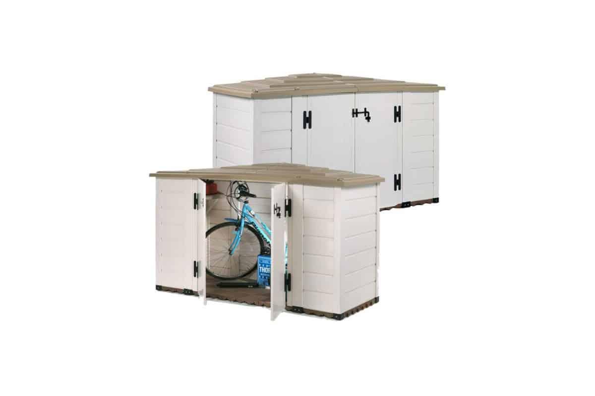 Gartenhäuser & Boxen