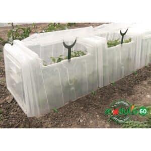 Modulo Pflanztunnel Anwendung