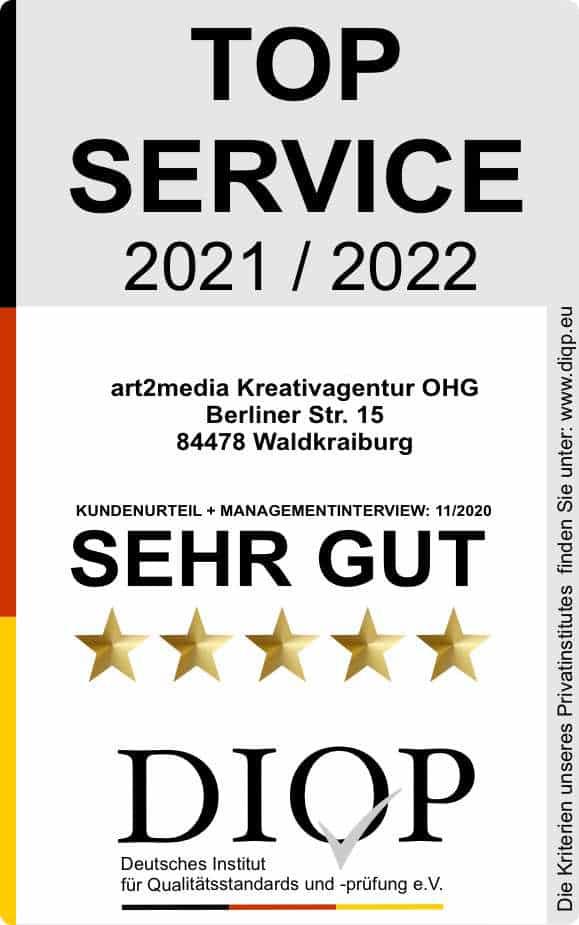 Gartenberger DIQP Zertifikat