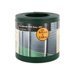 Sichtschutzstreifen PVC 9,5 cm x 2,55 m 2 Stück Grün
