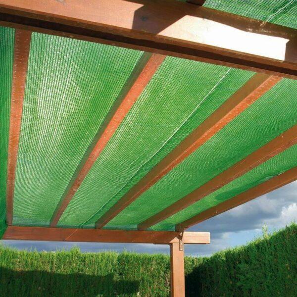 Schattiergewebe Schattiernetz Sonnenschutz 100% dachkonstruktion